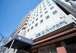 Hôtel Hiroshima - Hiroshima Pacific Hotel-1