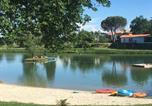 Camping avec WIFI Gers - Camping Domaine Lacs de Gascogne-4