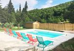 Location vacances Burzet - Modern Villa in Thueyts with Swimming Pool-3