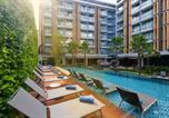 Hôtel Pattaya - Hotel Amber Pattaya-4