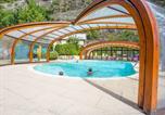 Camping Isère - A La Rencontre du Soleil - Camping Sites et Paysages