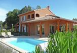 Location vacances Salavas - Modern Luxury Villa In Vallon-Pont-d'Arc with Swimming Pool-1