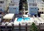 Hôtel Bodrum - Sunpoint Family Hotel-1