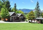 Hôtel Hanmer Springs - Greenacres Alpine Chalets & Villas