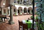Hôtel Oaxaca - Hotel Monte Alban - Solo Adultos-3