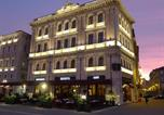 Hôtel Trieste - Grand Hotel Duchi d'Aosta-1