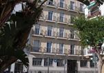 Hôtel Cadix - Residencia Universitaria Cadiz Centro-1
