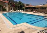 Location vacances Dalyan - Dalyan Villa Kiydan Apartments-1