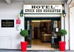 Hôtel Midi-Pyrénées - Hôtel Croix des Nordistes-1