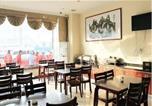 Hôtel Jinan - Greentree Inn Shandong Jinan Bus Terminal Station Express Hotel-4