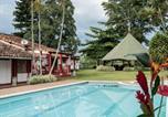Location vacances Quimbaya - Finca Hotel El Rosario-1