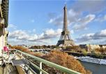 Location vacances Boulogne-Billancourt - Amazing view &quote;Eiffel Tower&quote; (1618)-1
