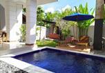 Location vacances Ubud - Widhiana Cottages-2