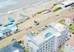 Hôtel Villa Gesell - Pinamar Beach Resort