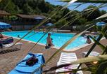 Camping avec Piscine Meyras - Camping De Belos-1