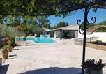 Location vacances Lagnes - Maison Double 8 à 15 personnes possible, dispo à la vente pour Septembre-3