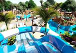 Camping avec Piscine Le Bar-sur-Loup - Yelloh! Village - Saint Louis-1