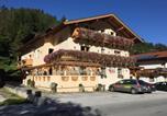 Hôtel Wildschönau - Alpenchalet Almrose-2