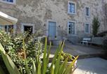 Hôtel Castelnaudary - Le grenier occitan-4