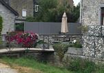 Location vacances  Belgique - Le Grenier de la Floye - Gîte Coquelicot-3