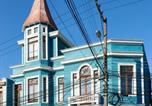 Hôtel Valparaíso - Fortunata Chacana Guest House-1