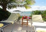Camping avec Accès direct plage Guadeloupe - Villa Coccinelle-4