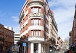 Hôtel Toulouse - Hotel Ours Blanc - Wilson-1