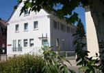 Hôtel Sarrelouis - Domizil Alte Post-1