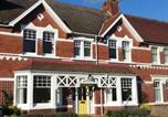 Location vacances Minehead - Montrose Guest House-2
