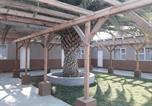 Hôtel Namibie - Namib River Camp #3-3