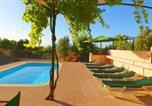 Location vacances Algaida - Sa Torreta Algaida finca Mallorca 401-4