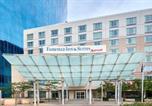 Hôtel Indianapolis - Fairfield Inn Suites Indianapolis Downtown-2