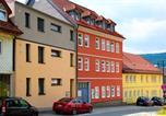 Location vacances Oberhof - Ferienwohnung Bernhardt-1