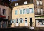 Hôtel Eure-et-Loir - Hôtel De l'Image-1