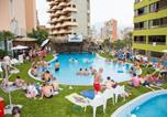 Location vacances Communauté Valencienne - Benidorm Celebrations Pool Party Resort - Adults Only-1