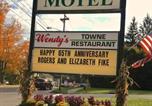 Hôtel Morgantown - Oak Mar Motel-4