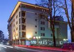 Hôtel Bellevaux - Ibis Thonon Centre