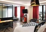 Hôtel 4 étoiles Saint-Denis - Terrass'' Hôtel Montmartre-3