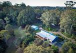 Location vacances Montville - Escape to the Maleny Hinterland this winter - Pizza Oven, Fireplace, Firepit-4