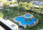 Location vacances Benidorm - Torres d'Oboe - 9 - playa Levante-1