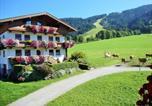 Location vacances Wildschönau - Sixenhof-1