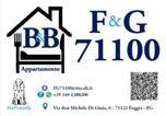 Location vacances  Province de Foggia - Appartamento F&G 71100 - Appartamento ad uso esclusivo sanificato e purificato con generatore di ozono professionale e lampada germicida Uv-1
