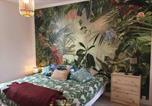 Location vacances Avon-les-Roches - Studio Jungle-3