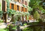 Hôtel Duilhac-sous-Peyrepertuse - Hostellerie Du Grand Duc-3