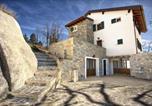 Location vacances  Province de Forlì-Césène - Villa Viktoria & Andras-1