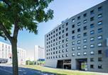 Hôtel Basel - Ibis budget Basel City-1