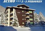 Location vacances Saas-Fee - Apartment Acimo-1