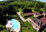 Location vacances Mauzens-et-Miremont - Manoir De Quintefeuille-2