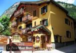 Location vacances Pralognan-la-Vanoise - Chalet Le Petit Mont Blanc-1