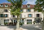 Hôtel Montfort-l'Amaury - Mercure Rambouillet Relays Du Château-4